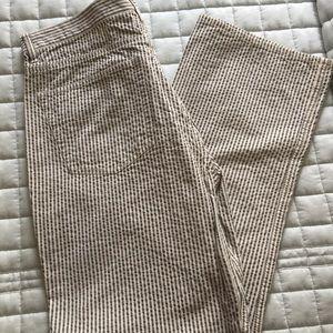 JCrew seersucker pants